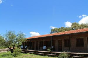 El Remanso, Мини-гостиницы  Capilla del Monte - big - 27