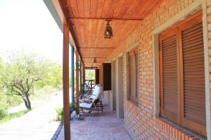 El Remanso, Мини-гостиницы  Capilla del Monte - big - 12