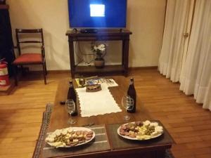 Hosteria Lekun Lekun, Penziony – hostince  Villa La Angostura - big - 25