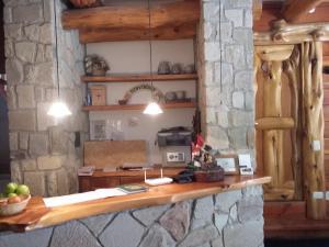 Hosteria Lekun Lekun, Penziony – hostince  Villa La Angostura - big - 34