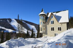 Guest House Zamok Edel'veys, Pensionen  Tashtagol - big - 25