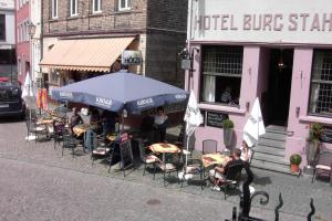 Hotel-Cafe-Burg Stahleck