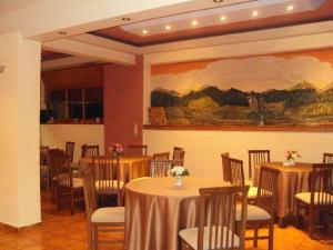 Hotel Aoos, Отели  Конитса - big - 48