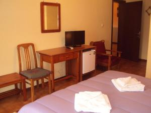 Hotel Aoos, Отели  Конитса - big - 15