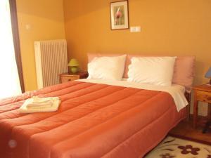Hotel Aoos, Отели  Конитса - big - 25