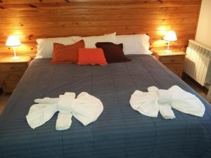 Hosteria Lekun Lekun, Penziony – hostince  Villa La Angostura - big - 19