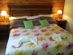 Hosteria Lekun Lekun, Penziony – hostince  Villa La Angostura - big - 18