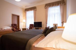 Hotel City Bell, Hotel  Praga - big - 50