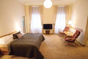 Hotel City Bell, Hotel  Praga - big - 26