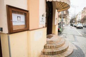 Hotel City Bell, Hotel  Praga - big - 41