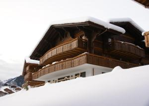 Apartment Delta 4.5 - GriwaRent AG, Apartmanok  Grindelwald - big - 2