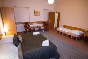 Hotel City Bell, Hotel  Praga - big - 9
