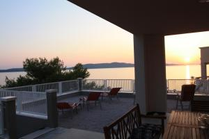 Pinna Nobilis Apartments, Appartamenti  Brodarica - big - 7