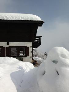 Chalet Annika, Horské chaty  Grimentz - big - 9