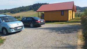 Domki w Zawozie nad Soliną, Шале  Zawóz - big - 47