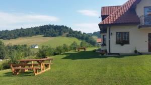 Pensjonat Na Zielonym Wzgórzu, Гостевые дома  Zawóz - big - 46
