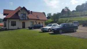 Pensjonat Na Zielonym Wzgórzu, Гостевые дома  Zawóz - big - 37