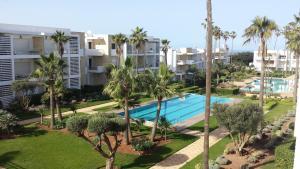 Apartement Eden Tamaris, Appartamenti  Dar Bouazza - big - 18