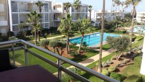 Apartement Eden Tamaris, Appartamenti  Dar Bouazza - big - 26
