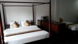 AV Hotel, Inns  Vientiane - big - 21