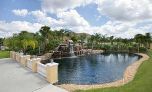 Paradise Palms Four Bedroom House 250, Nyaralók  Kissimmee - big - 8