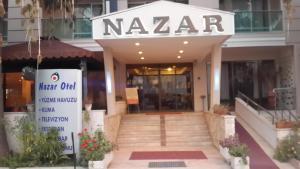 Nazar Hotel, Szállodák  Didim - big - 35
