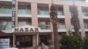 Nazar Hotel, Hotels  Didim - big - 19