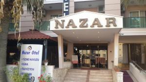Nazar Hotel, Szállodák  Didim - big - 20
