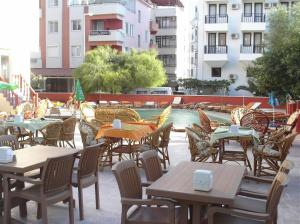 Mood Beach Hotel, Hotely  Didim - big - 38