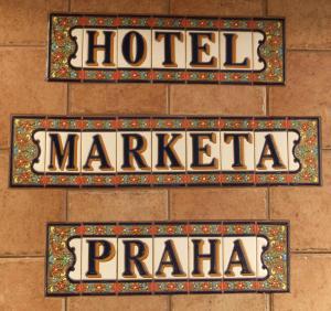 Marketa, Hotels  Prag - big - 18