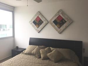 Morros Vitri Suites Frente al Mar, Apartmány  Cartagena de Indias - big - 24