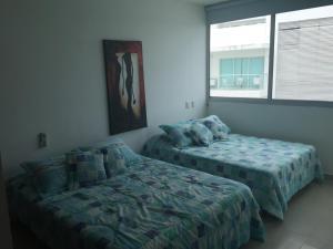 Morros Vitri Suites Frente al Mar, Apartmány  Cartagena de Indias - big - 28