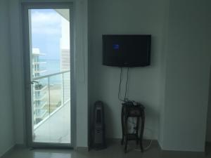 Morros Vitri Suites Frente al Mar, Apartmány  Cartagena de Indias - big - 29