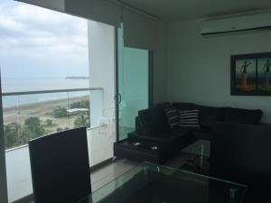 Morros Vitri Suites Frente al Mar, Apartmány  Cartagena de Indias - big - 36