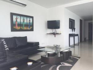 Morros Vitri Suites Frente al Mar, Apartmány  Cartagena de Indias - big - 37