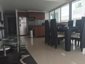 Morros Vitri Suites Frente al Mar, Apartmány  Cartagena de Indias - big - 39