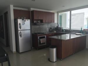 Morros Vitri Suites Frente al Mar, Apartmány  Cartagena de Indias - big - 40