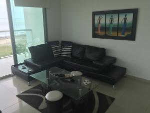 Morros Vitri Suites Frente al Mar, Apartmány  Cartagena de Indias - big - 41