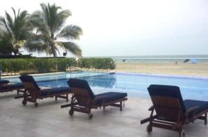 Morros Vitri Suites Frente al Mar, Apartmány  Cartagena de Indias - big - 48