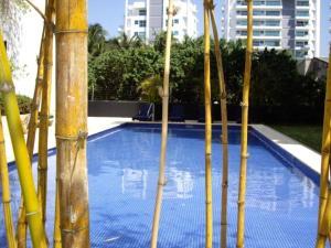 Morros Vitri Suites Frente al Mar, Apartmány  Cartagena de Indias - big - 52