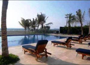 Morros Vitri Suites Frente al Mar, Apartmány  Cartagena de Indias - big - 53