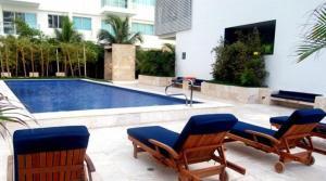 Morros Vitri Suites Frente al Mar, Apartmány  Cartagena de Indias - big - 55