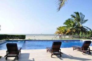 Morros Vitri Suites Frente al Mar, Apartmány  Cartagena de Indias - big - 57