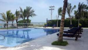 Morros Vitri Suites Frente al Mar, Apartmány  Cartagena de Indias - big - 58
