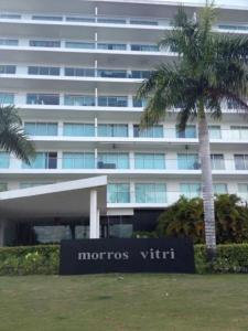 Morros Vitri Suites Frente al Mar, Apartmány  Cartagena de Indias - big - 62