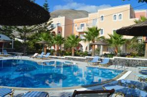 Castro Hotel (Kamari)