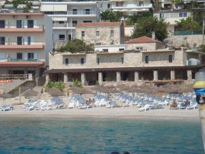 Ionian View, Apartments  Himare - big - 29