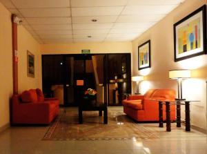 Hotel Santo Tomas, Hotely  Ensenada - big - 27