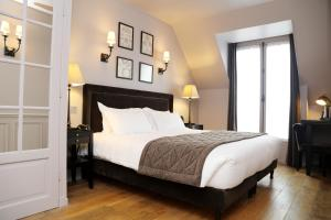 Deluxe Double or Twin Room with Balcony - Top Floor