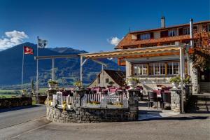 Gasthof zur Bündte, Hotels  Jenins - big - 37